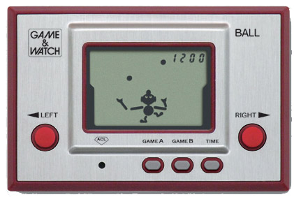 Game and Watch - Ball
