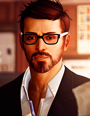 Profesor Hipster es altamente sensual.
