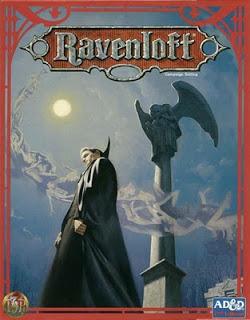 Manual de la 2ª Ed. de la terrorífica ambientación Ravenloft