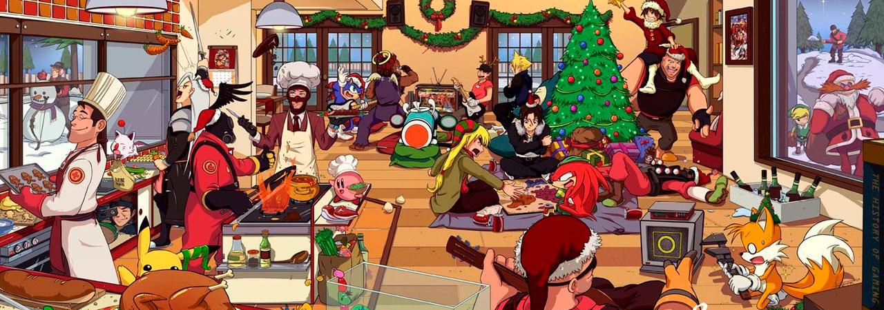Nuestros juegos favoritos para pasar la navidad