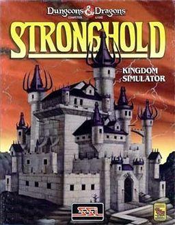 En 1993 Stormfront Studios publicó el simulador Stronghold, su último título original para la franquicia D&D