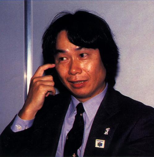 Shigueru Miyamoto: todavía falta para verlo disfrazado de Link en el E3