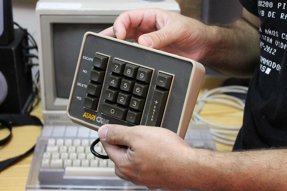 Atari CX85