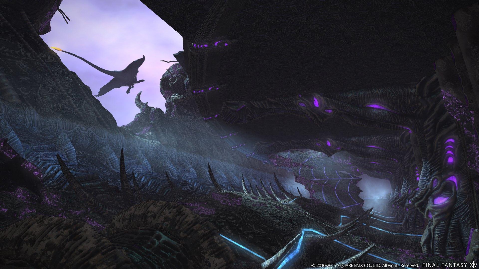 Nuevas imágenes de Final Fantasy XIV: Heavensward