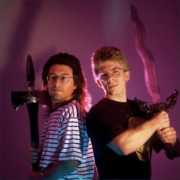 Romero y Carmack: ambos tenían debilidad por los mundos de fantasía, especialmente el famoso D&D