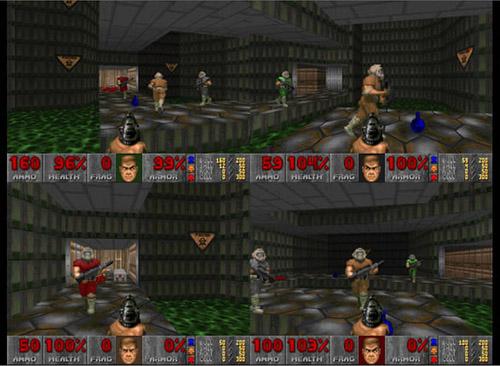 """Romero llegaría a desarrollar una habilidad sobrenatural en el """"deathmatch"""" (las partidas todos contra todos)"""