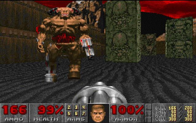 """Curiosamente el título Doom (perdición en inglés), proviene de una escena de la película """"El color del dinero"""""""