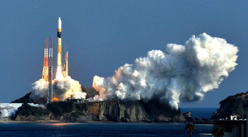 Centro Espacial Tanegashima, el Cabo Cañaveral japonés