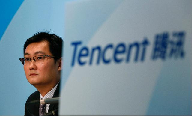 Ma Huateng, director ejecutivo de Tencent