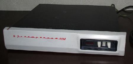 Electronika 60, no necesitaba más que sus 8Kb de memoria