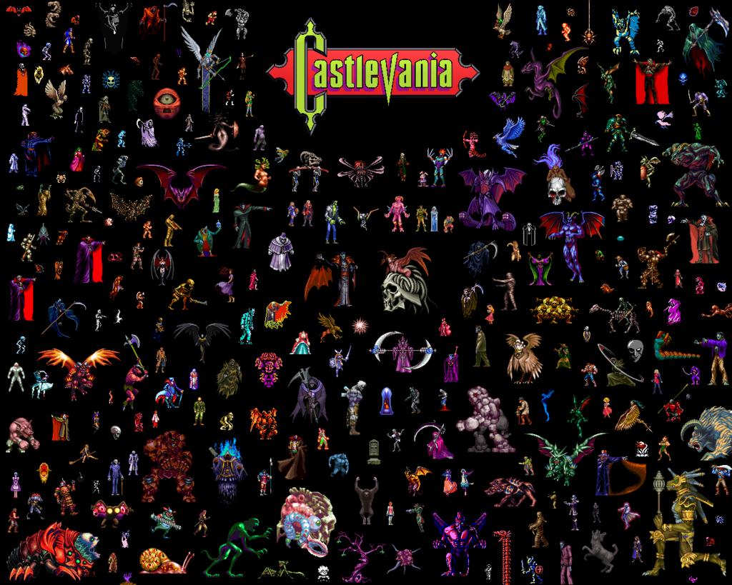 Castlevania wallpaper de Cavevoice en DeviantArt