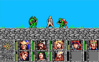Aunque continuista en el diseño, en Dragons of Flame se rebajó la asfixiante dificultad del primer título y se mejoró la jugabilidad