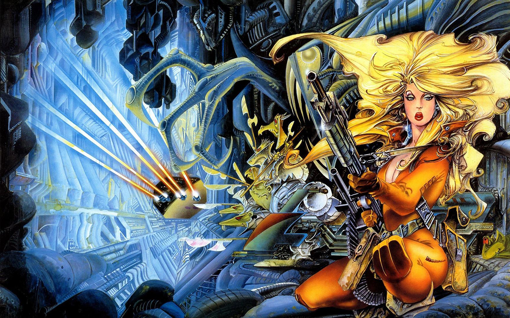 Cuando las portadas de videojuegos eran arte