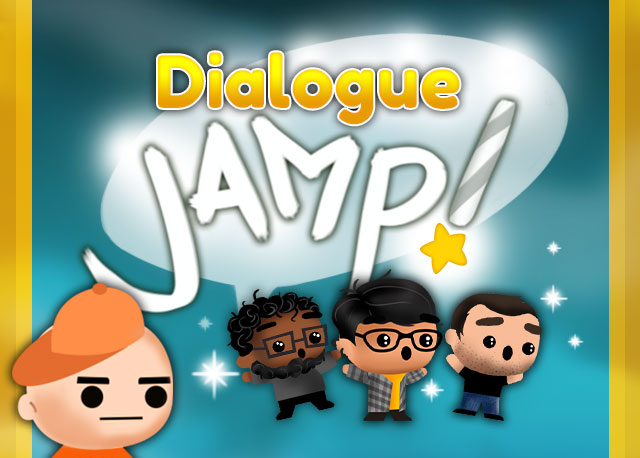 Dialogue Jamp