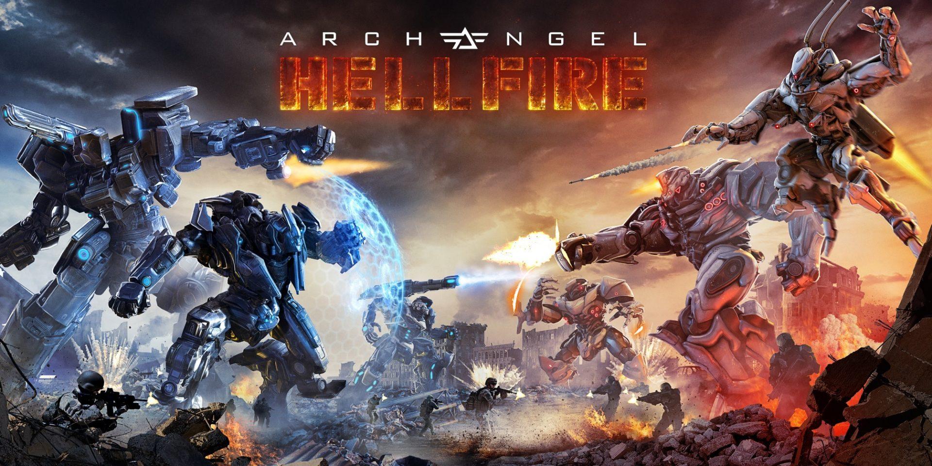 Arcangel : Hellfire