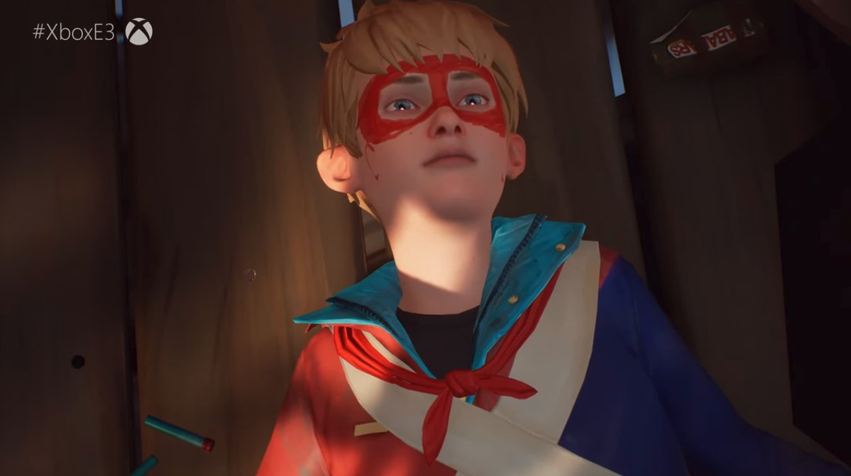 Captain Spirit
