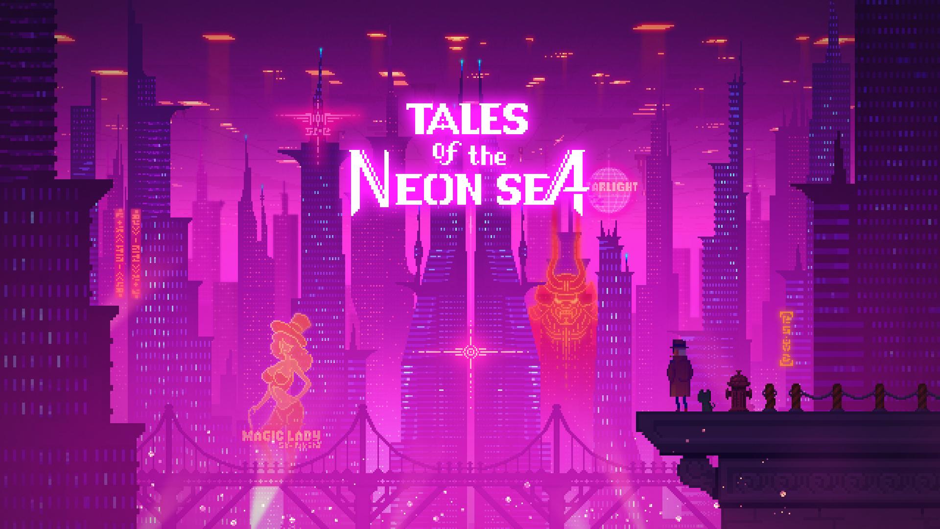 Tales of the Neon Sea comienza hoy su KickStarter