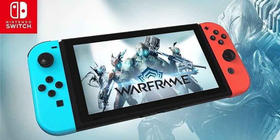 Warframe llega Switch