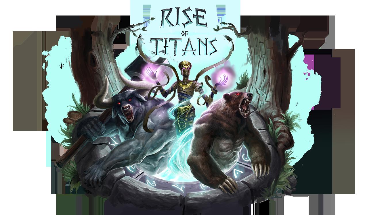 Rise of Titans llega a Steam en Early Access
