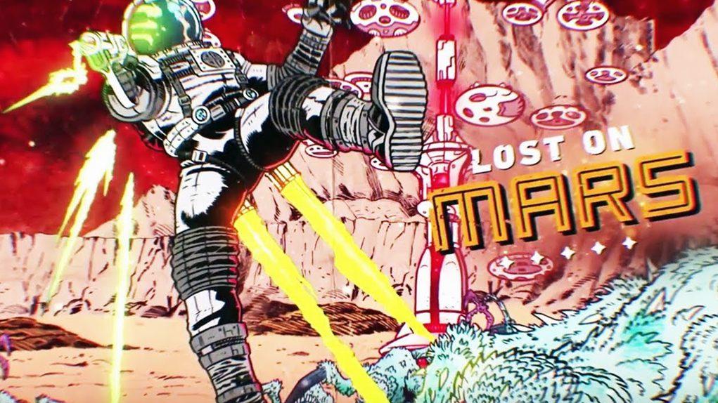 Far Cry 5, Perdido en Marte, ya tiene fecha de lanzamiento