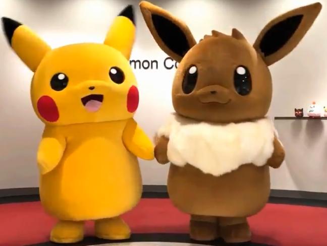 Más datos sobre Pokemon Let's Go Pikachu/Eevee