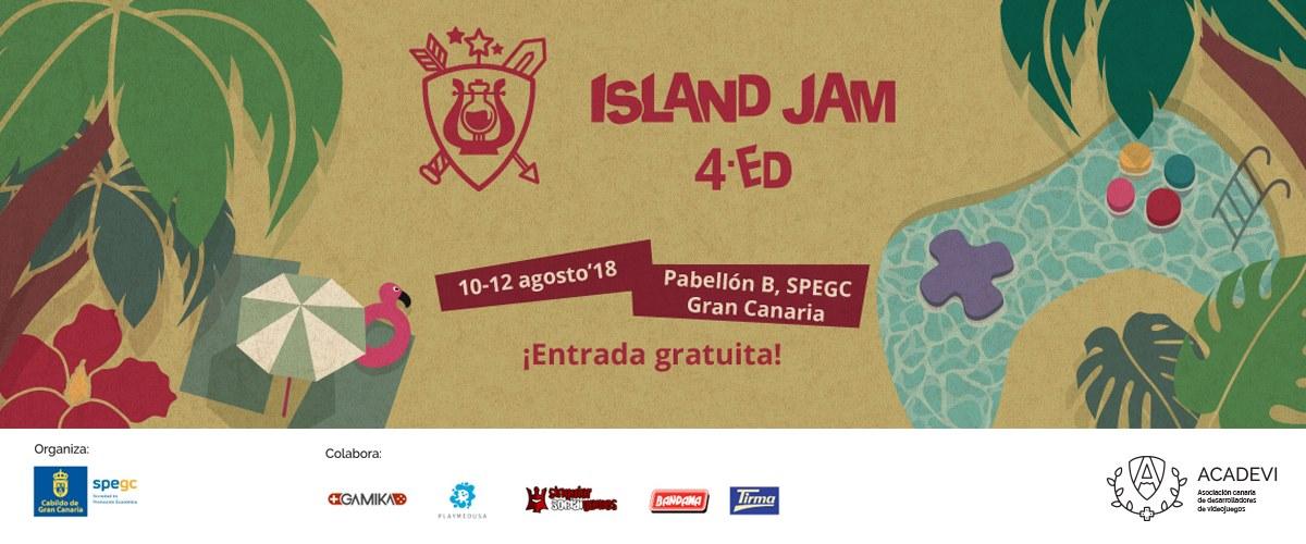 Abiertas las inscripciones para la IIII edición de la Island Jam