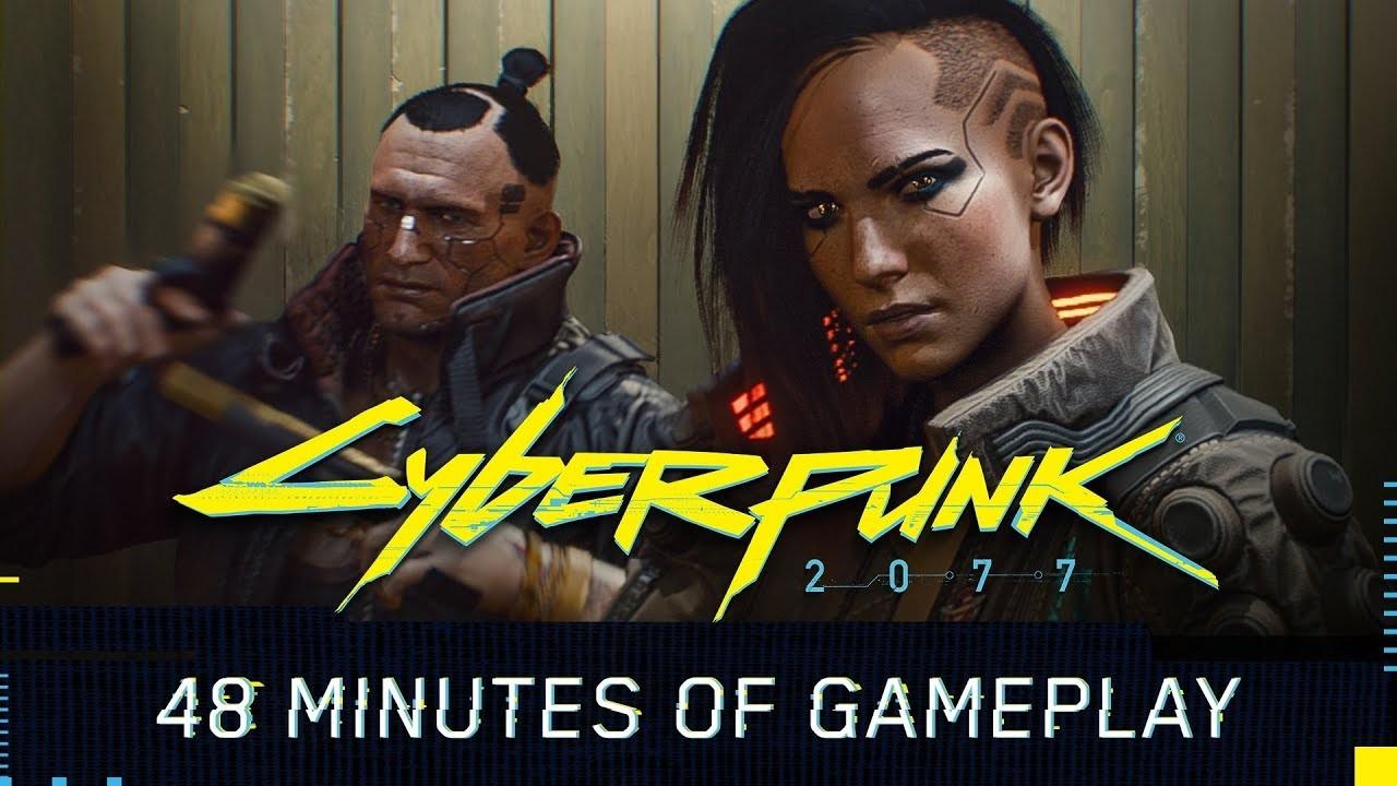 Cyberpunk 2077 por fin nos muestra su gameplay