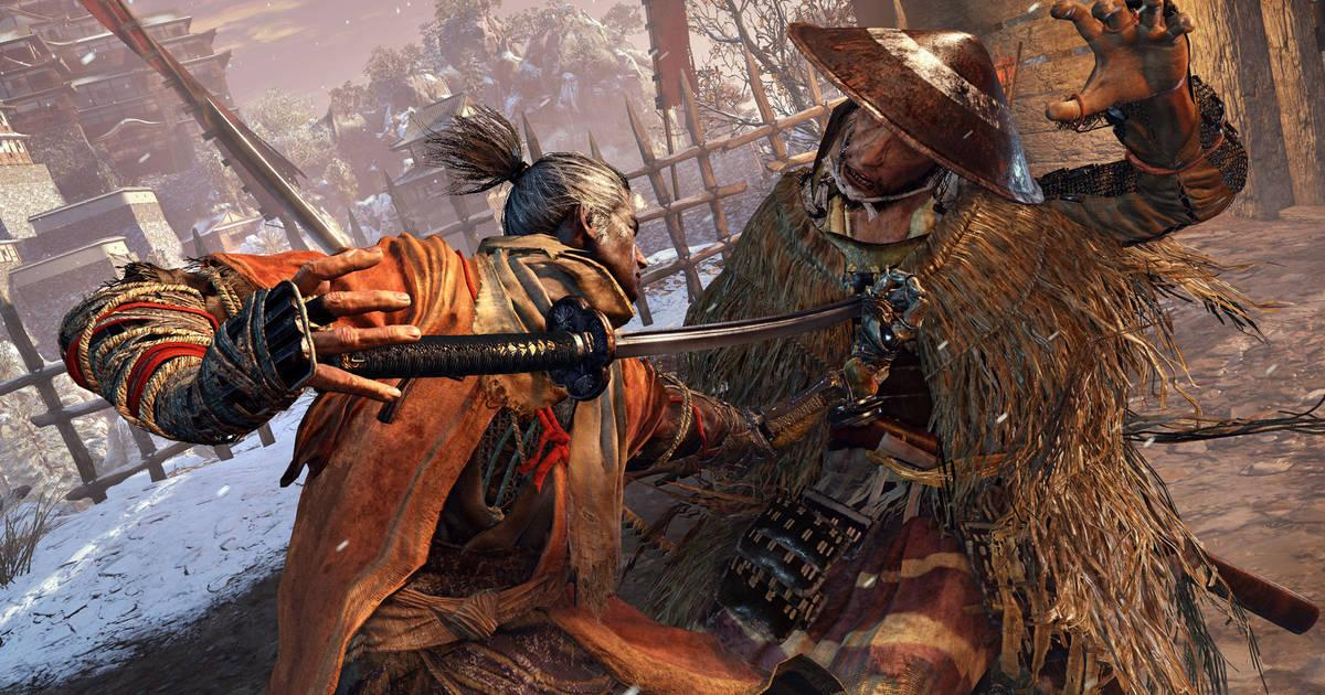 Sekiro: Shadows Die Twice nos enseña más Gameplay desde la GamesCom