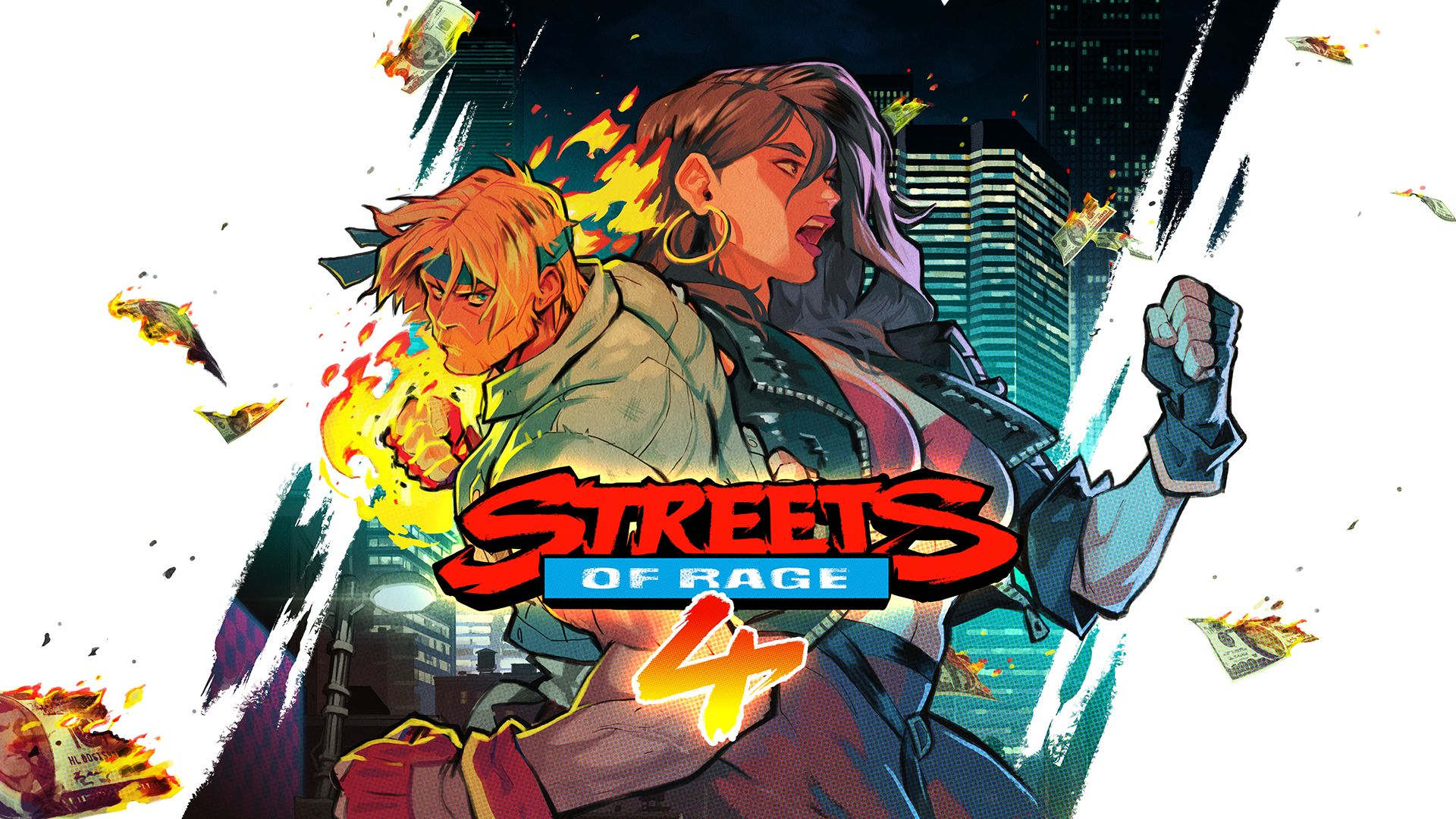 Streets of Rage 4 está en camino