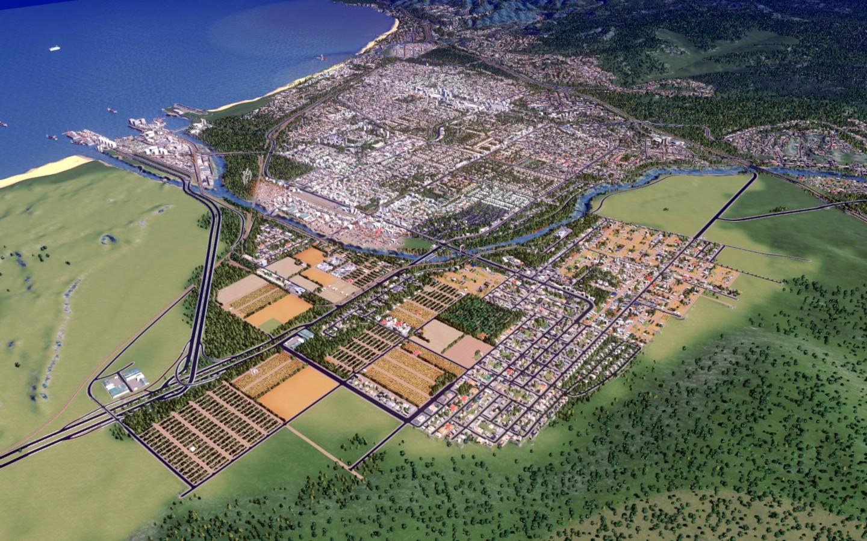 Cities: Skylines ya disponible en nintendo Switch