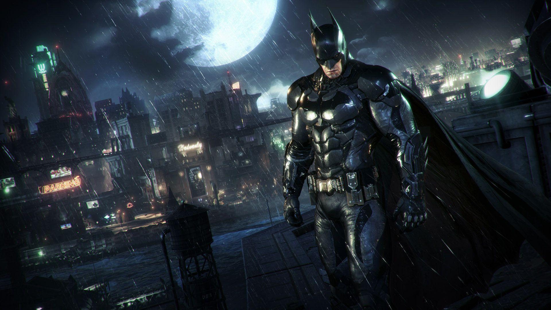 De más a menos, y de menos a más: la narrativa de la saga Batman: Arkham
