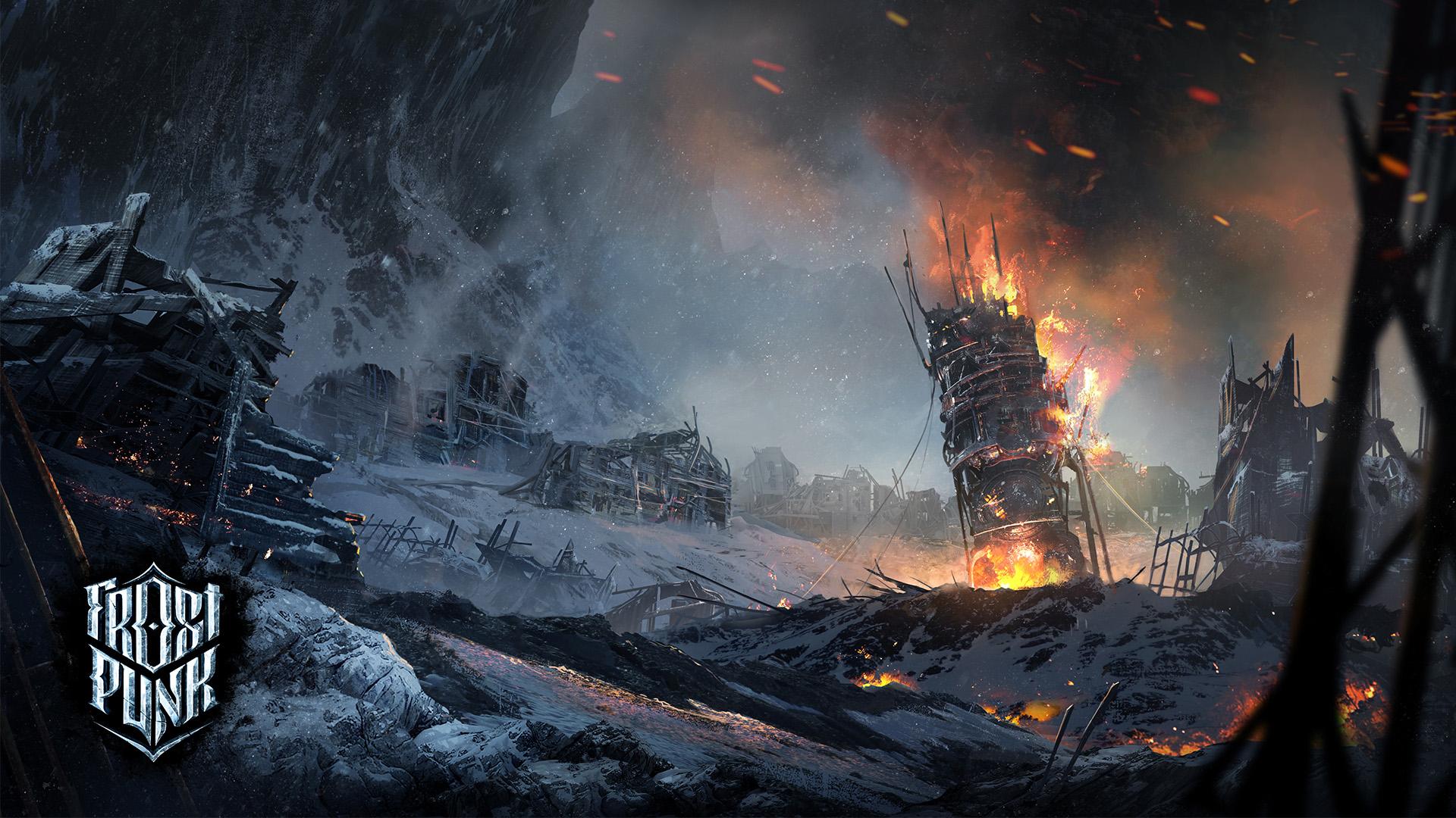 La expansión Frostpunk: The Fall of Winterhome sale esta semana