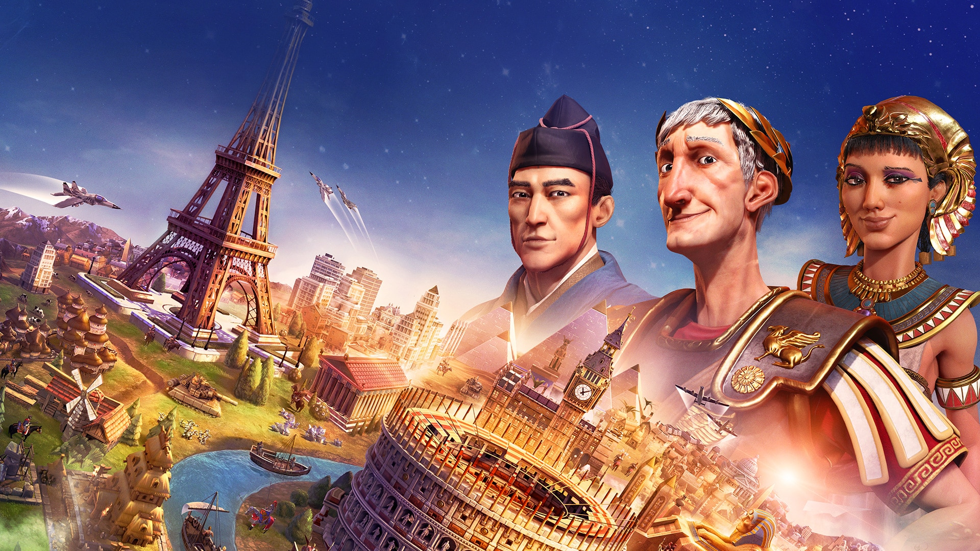 Civilization VI: El Estado personificado