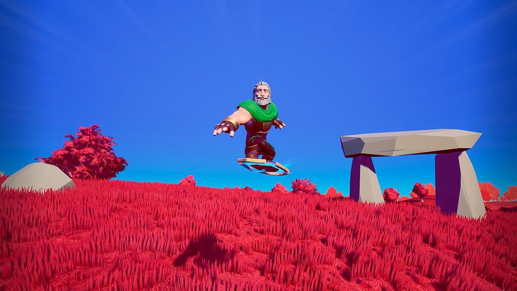 El videojuego Effie  desarrollado en el PlayStation Games Camp de Valencia, arranca su campaña en Square Enix Collective