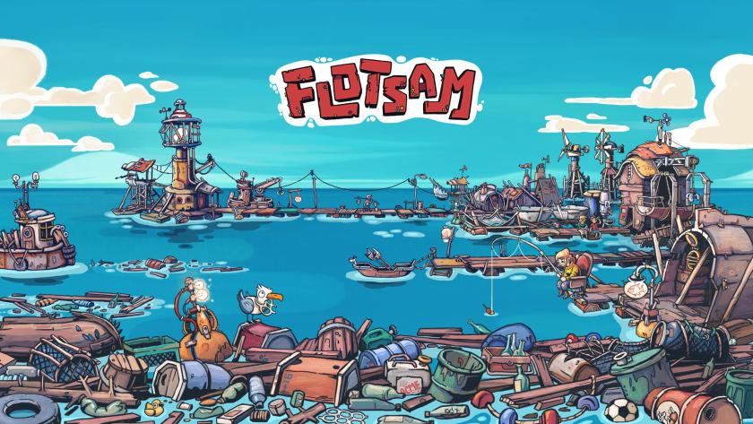 Flotsam es un Waterworld para todas las edades