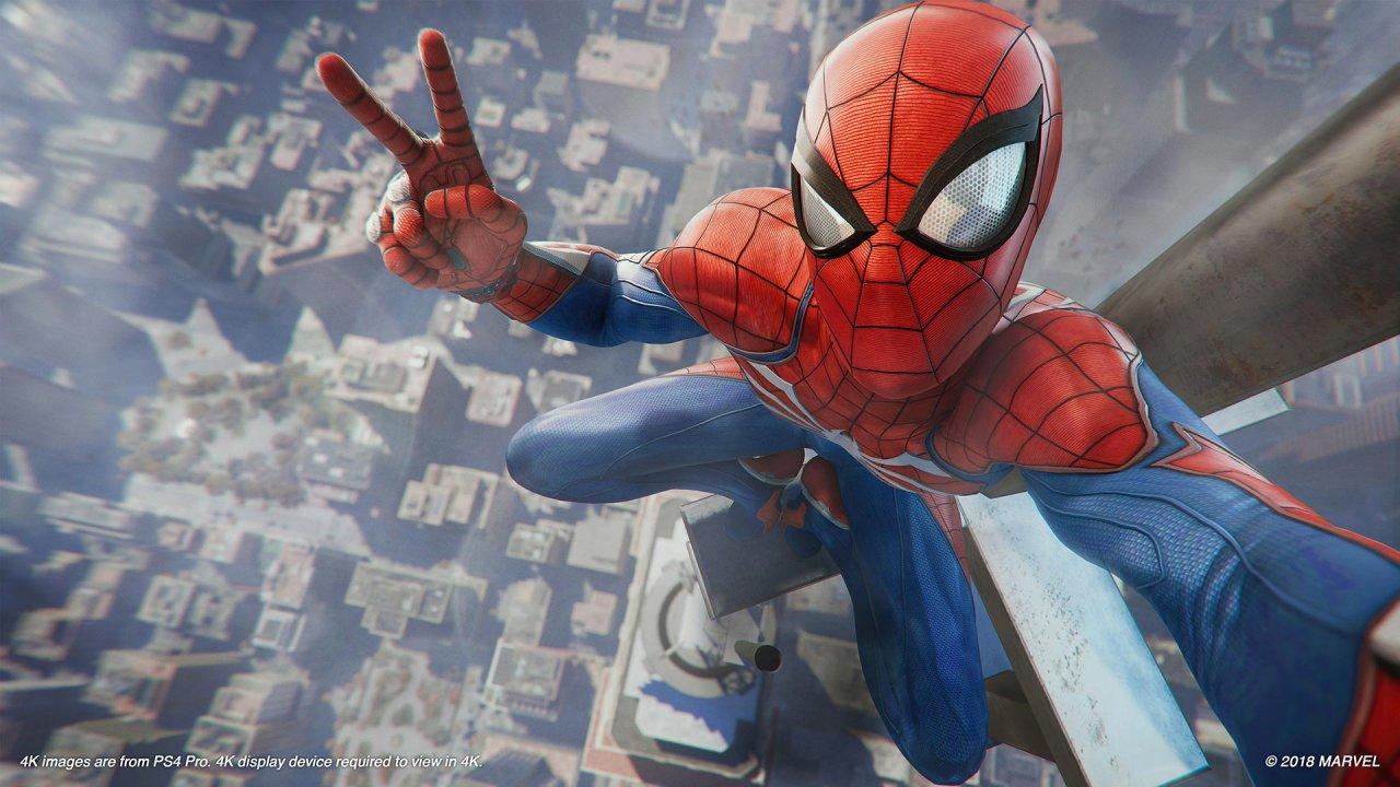Análisis de Marvel Spiderman