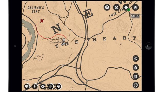 Este viernes se lanza la Companion APP de Red Dead Redemption 2