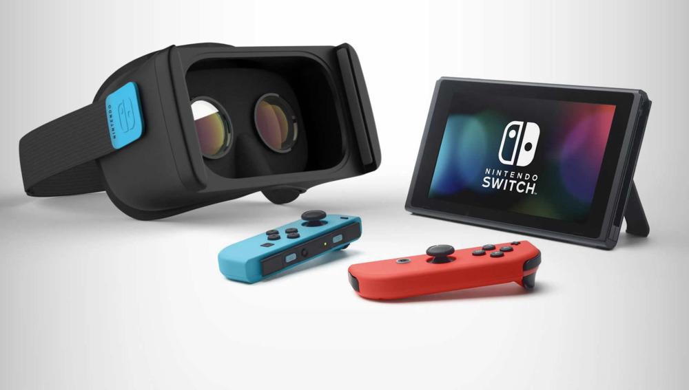 ¿Realidad virtual en Switch?