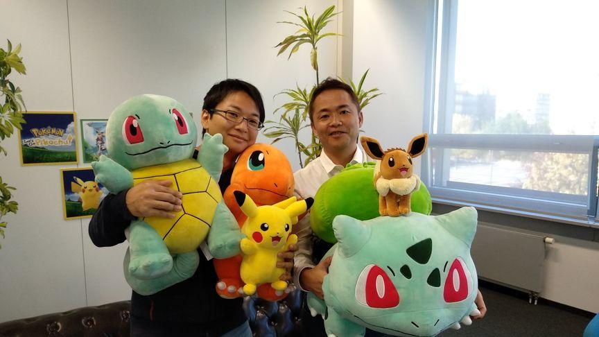 Junichi Masuda habla sobre Pokemon Let`s go