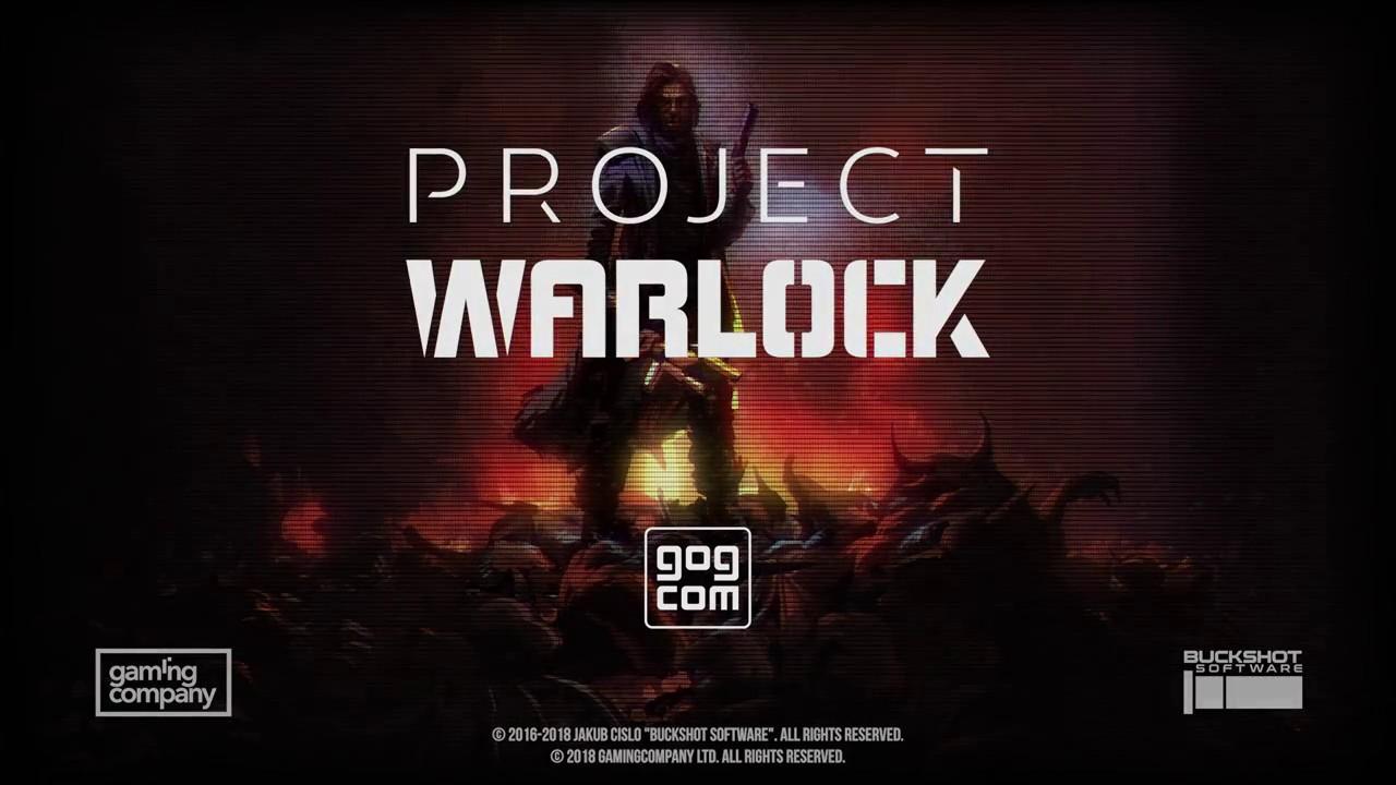 Project Warlock Es un FPS de la antigua escuela
