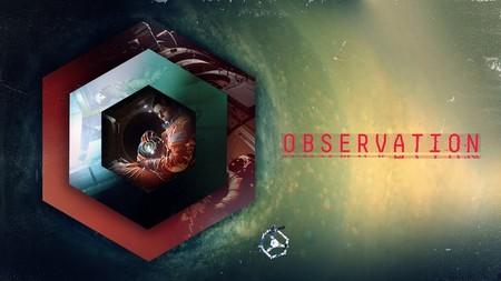Observation es un thriller en gravedad cero