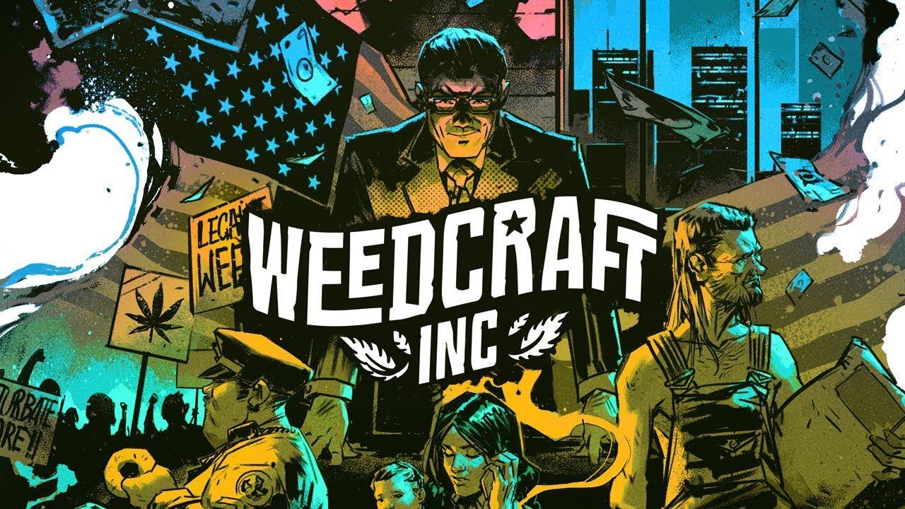 Weedcraft, un juego sobre plantar y vender en verde