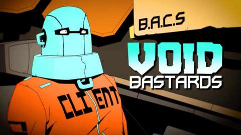 Void Bastards, acción y estrategia de ex BioShock