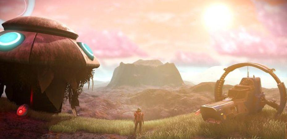 Visions Confirma la buena forma de No Man's Sky