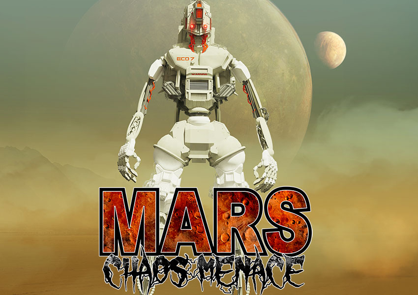 Mars Chaos Menace promete subidas de adrenalina