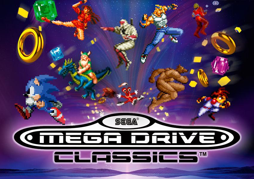 SEGA Mega Drive Classics lleva su catálogo Classic a Nintendo Switch