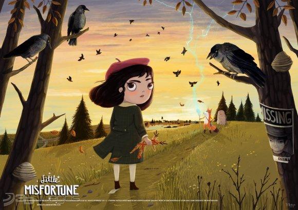 Little Misfortune nos sorprende con su primer trailer