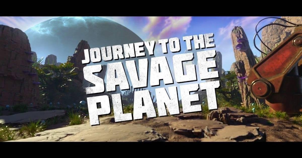Journey to the savage planet presenta su primer trailer