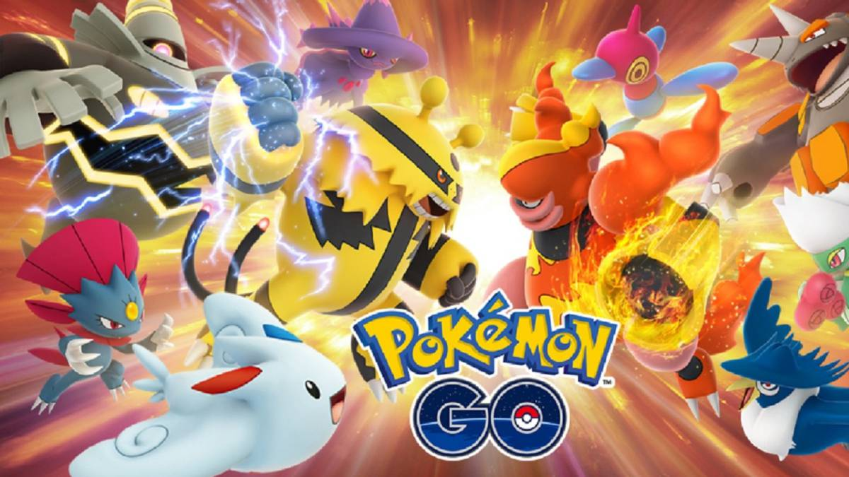 Llega el PVP a pokemon go