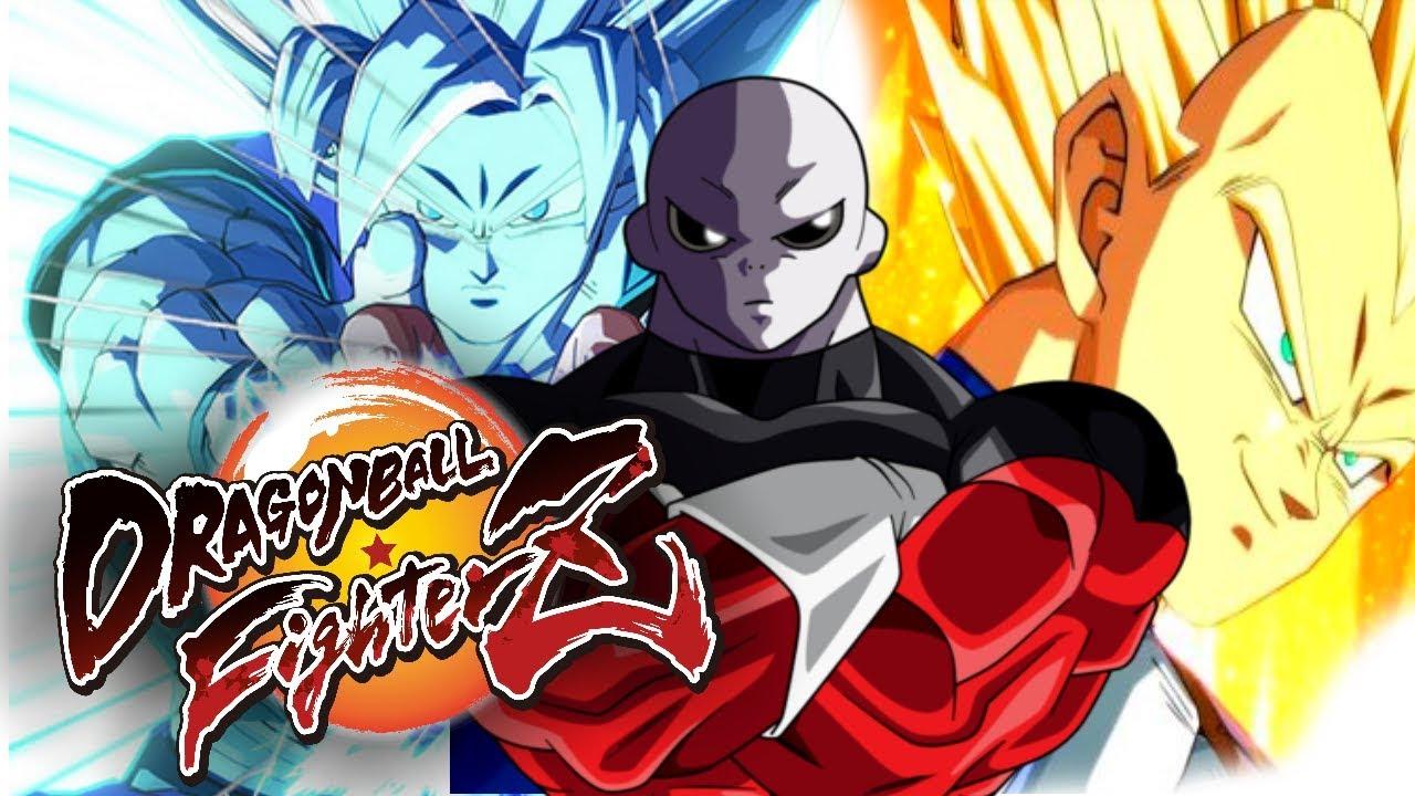 Dragon ball fighterZ presenta su nuevo fighterZ pass